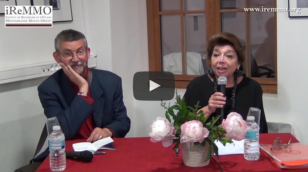 Rencontre avec Leila Shahid, ambassadrice Palestine UE_YT