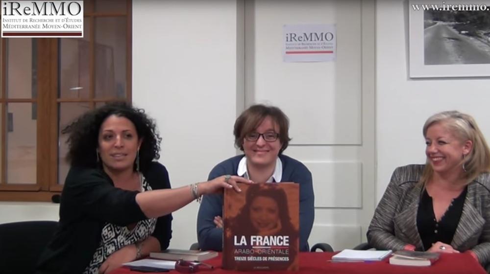 Générations d'immigrés en France - Peggy Derder, Naima Yahi, Nora Hamadi