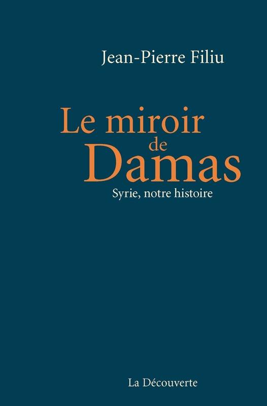 Couv_Le miroir de Damas