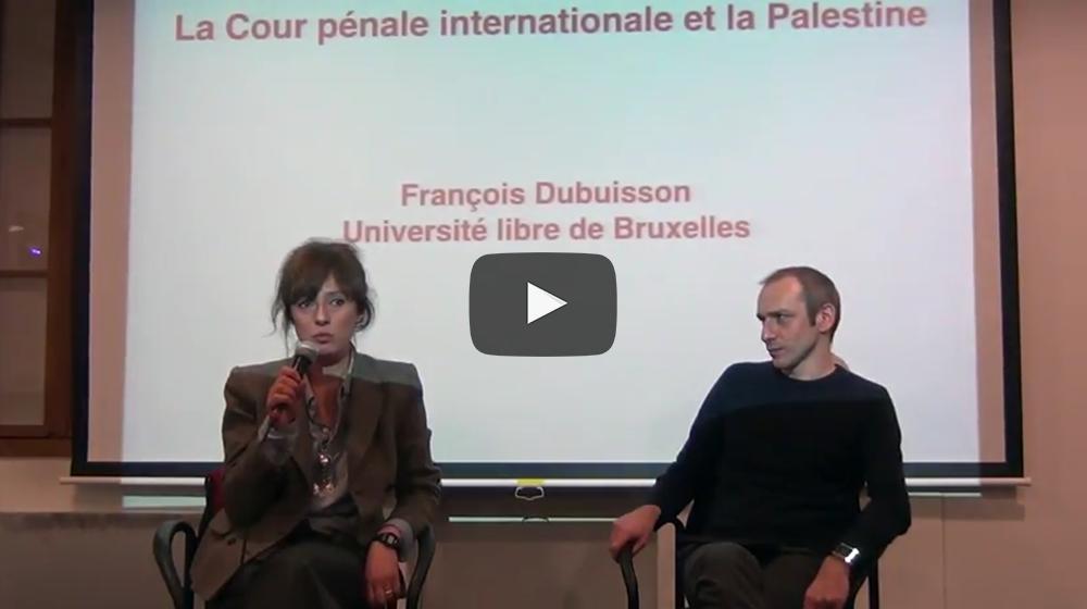 La Palestine à la CPI, quels changements_YT