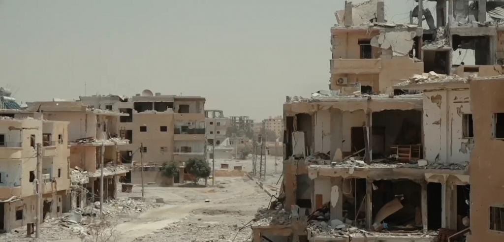 Visuel A5H conflit syrien