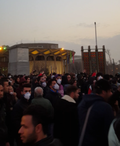 491px-Protests_against_corruption_and_government_in_Tehran,_2017-12-30