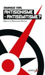 couv livre antisémitisme Dominique