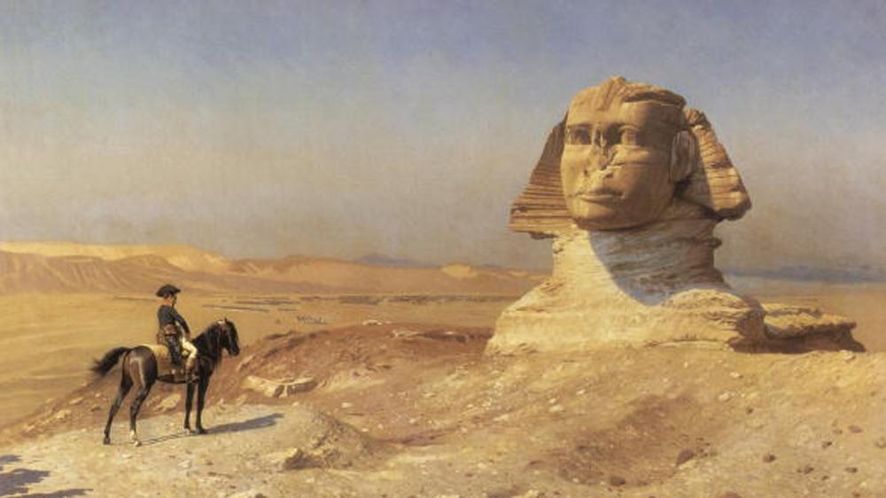 Napoléon Sphinx