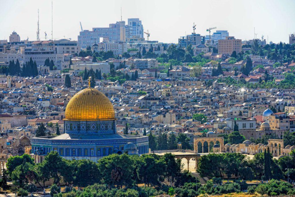 Jérusalem-enjeu capitale