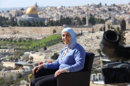 (DR) Dr. Samah Jabr, Jérusalem