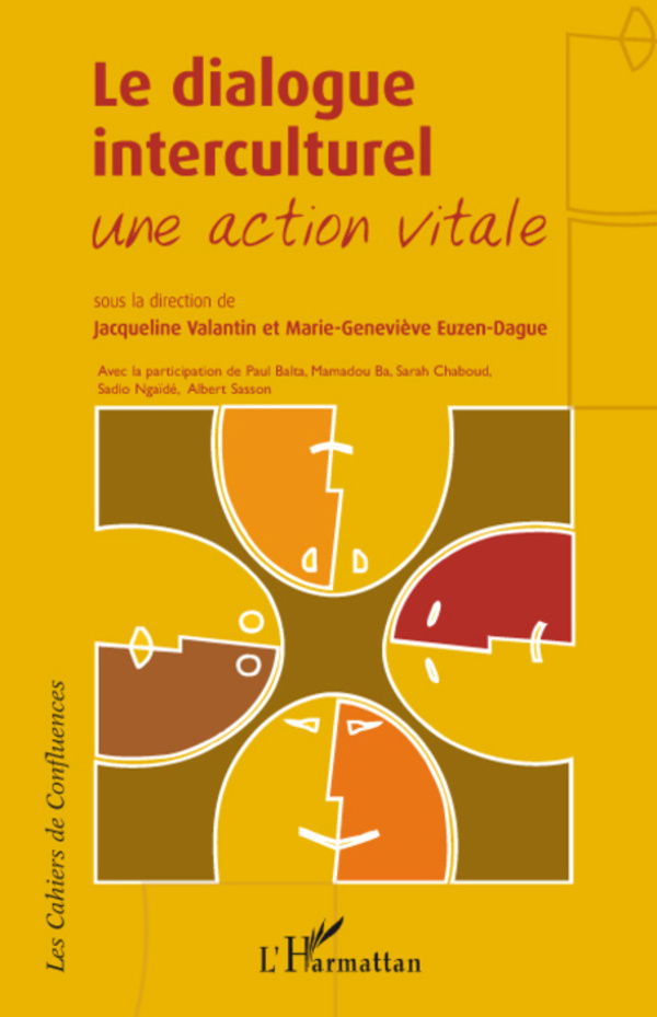 "Couverture du livre ""Le dialogue interculturel : Une action vitale"""
