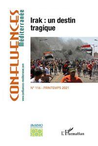Couverture du Numéro 116 de la revue Confluences Méditerranée, entitulé