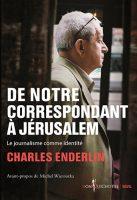 Couverture du dernier livre de Charles Enderlin