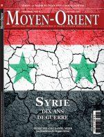 Couverture du numéro 50 de la revue Moyen-Orient