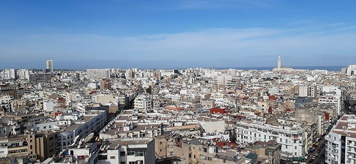 panorama de Casablanca