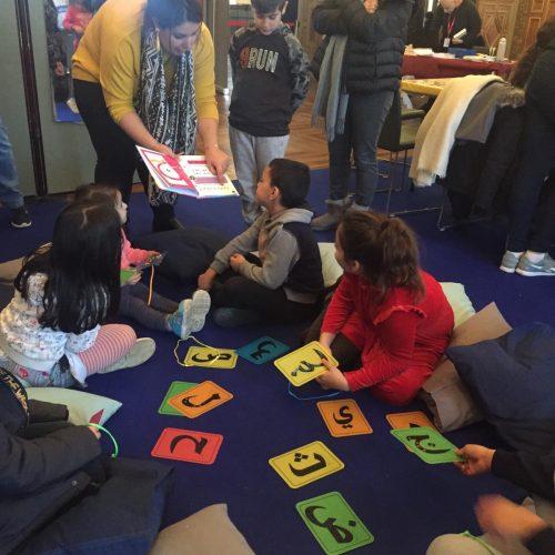 Atelier découverte de la langue arabe animé par Malac et Daradam